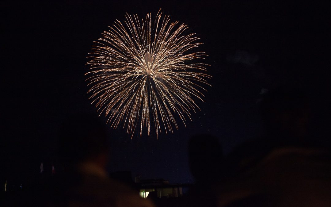 Taking Firework Photos On Your Phone