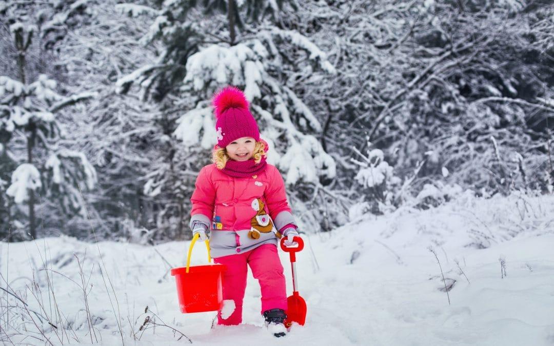 5 Tips For Snow Day Photos