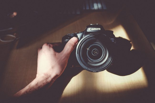 Beginners Photography Course Camera