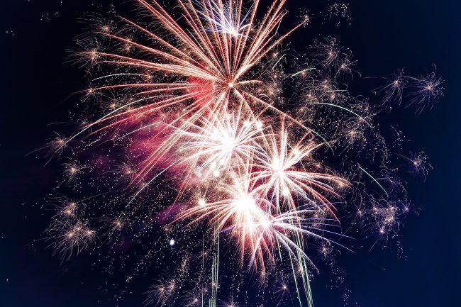 Berkhamsted Fireworks