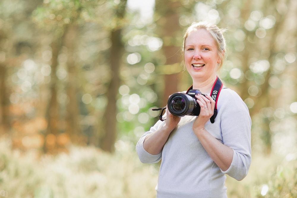 Photographer Ashridge Forest