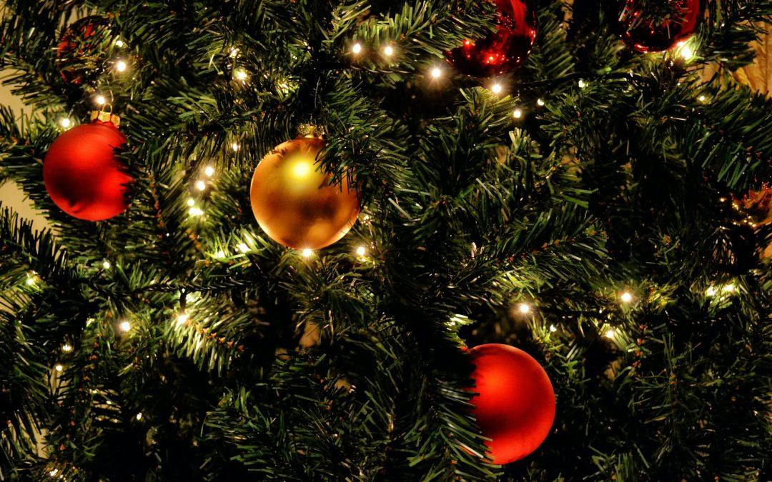 Photographing Christmas
